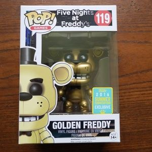 Funko golden freddy